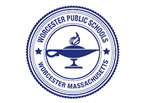 Worcester Public Schools district logo.
